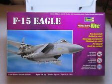 REVELL SNAP TITE BOXED PLANE F15 EAGLE 1/100 85-1367