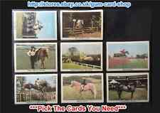 ☆ Anglo-American - The Horse 1966 (Cards 1-36) (G) ***Pick the Cards You Need***