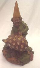 Tom Clark Gnome Piggy Piggie Bank #1050 Cd Figurine Signed #82 Or 32 1984 Gc
