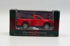 MIASTO 1999 Dodge Pickup Truck Christmas Ornament #64500 in Box