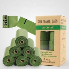 Dog Poop Bags Eco-Friendly Biodegradable Dog Waste Bag Kitchen Home Trash Bags