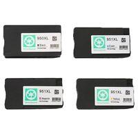 950XL 951XL Ink Cartridge Set For HP  Jet Pro 8100 8600 8610 8615 Non-OEM FT#