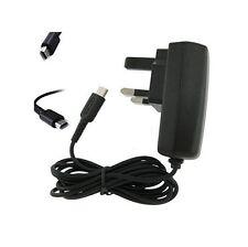 Alimentatore AC Adattatore Muro Rete Elettrica UK Spina Caricabatterie Per Nintendo NDS 3DS DSi XL