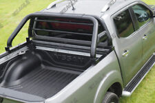 Mitsubishi L200 BLACK Roll Bar Styling Bar Stainless Steel 2006 to 2015
