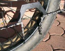 Tendeur de chaîne pour rivetage vélo VTT Route 2 pièces