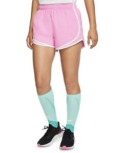 Nike Womens Dri Fit Tempo Running Shorts Pink Size XL MSRP $30 NWT