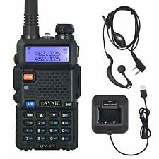 UV-5R Walkie Talkie Dual Band VHF/UHF with LED Display 128 Memory Channel
