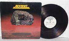 ALCATRAZZ No Parole From Rock 'n' Roll 1983 LP Graham Bonnet Yngwie Malmsteen