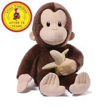 Curious George 75th Anniversary Stuffed Animal plush  - NEW, by GUND!!
