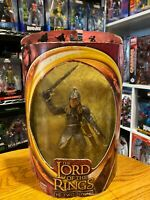 Lord of the Rings Action Figure Eomer LOTR Toybiz Rohan Sword Warrior Two Towers