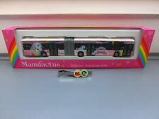 Rietze 1/87 autobús MB Citaro e4 articulado (SL Lübeck einhornbus) - colección OVP