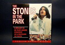 LASERDISC / LD - The Stones in the Park / Hyde Park 1969 - Polygram 1994 - RARE