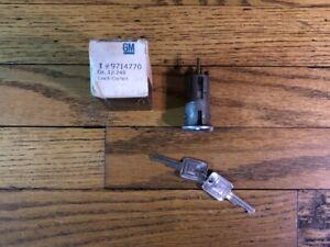 NOS GM 1959-68 Chevrolet Oldsmobile Wagon Electric Window Tailgate Switch Lock