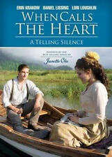 When Calls the Heart: A Telling Silence (DVD, 2014) Erin Krakow *FREE Shipping*