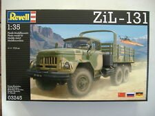 maquette REVELL 03245 - camion ZIL 131 - 1/35