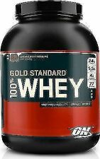 Optimum Nutrition Gold Standard 100 Whey Protein 4 54kg Strawberry