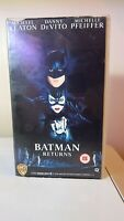Batman Returns (VHS/SUR, 1992) + FAST FREE SHIPPING