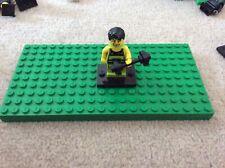 Lego Weightlifter CMF Minifigure 100% Genuine Lego Figure Complete series 2