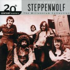 Millennium Collection-20th Century Masters - Steppenwolf (1999, CD NUOVO)