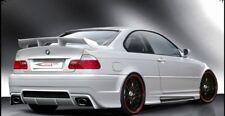 REAR BUMPER (GENERATION V) BMW 3 E46 COUPE & CABRIO (1998 - 2007)