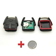 Clé avec électronique vierge à programmer Opel Astra Corsa Zafira 3 boutons
