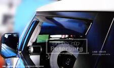 MIT for Toyota FJ CRUISER 2door In-channel Window Deflector Visor (for 2007+)