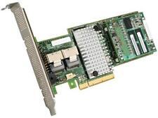 New LSI MegaRAID 9265-8i 8-port 1GB SATA/SAS 6Gb/s Controller Card LSI00277