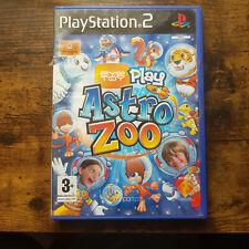 Playstation 2 Eye Toy Play Astro Zoo Spiel Nur