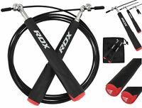 RDX Skipping Rope Fitness Speed Jump Ropes Training Weight Loss Jumping Exercise