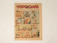 TOPOLINO GIORNALE ORIGINALE  N° 715 ANNO 30/10/1948  [H06-249]