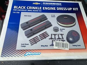 Proform 141-758 1958-1986 Small Block Chevy Complete Dress-up Kit SBC 350 NEW