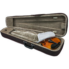 **GREAT GIFT**NEW Lightweight 1/2 Violin Case/Backpack/Music Pocket-CLEARANCE