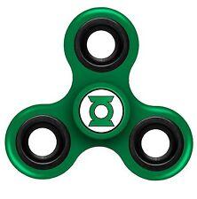Green Lantern (GREEN) 3-Way Justice League Diztracto Fidget Spinner Spinner