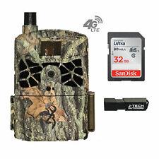 Browning DEFENDER CELLULAR Trail Cam VERIZON +32GB Card+ Card Reader BTCDWC-VZW