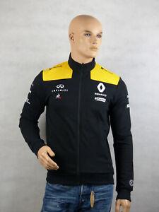 Renault Formel 1 Herren Team Sweat Jacke 2019 Gr. L