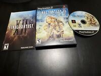Final Fantasy XII (Sony PlayStation 2, 2006) COMPLETE! TESTED! W/ REGISTRATION!
