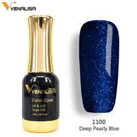 VENALISA No-wipe Top Coat 12ml CANNI Nail Art Gel Polish DIY Tips Soak off Base