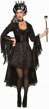 Womens Wicked Princess Costume Gothic Victorian Sexy Cosplay Adult Size Standard