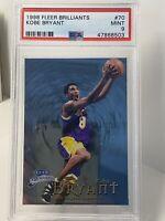 1998-99 Fleer Brilliants Kobe Bryant #70 PSA 9