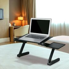 Adjustable Portable Ergonomic Aluminum Laptop Table Stand With Mouse Pad