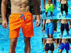 HOT Mens Swimming Shorts Swim Beach Summer Surf Board Swimwear NEW
