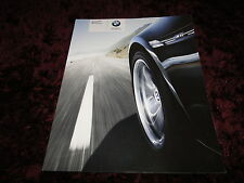 BMW M6 Coupe & Convertible Brochure - 2008 -2/2007 Issue