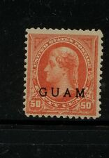 Guam  11  Mint   catalog  $350.00  RL1119