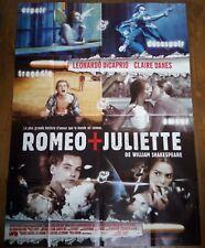 Original Movie Poster Roméo + Juliette (french distribution)