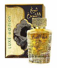 Cheikh Al Chouyoukh Luxe édition Ambre/épicé/En bois Par Lattafa 100ml EDP