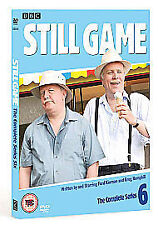 Still Game complete Series 6 dvd classic fun laugh out loud family nr