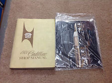 1971 CADILLAC ALL SERIES MODELS Service Shop Repair Manual Set W Sales Brochure