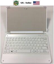 "Samsung ATIV Tab 3 Bluetooth Keyboard Case Tablet 10.1"" Slim Wireless Touchpad 2"