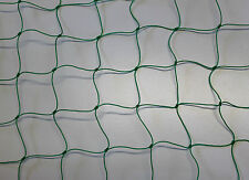 Länge wählbar Ballfangnetz 5,0m Höhe Farbe wählbar m²-Preis: 3,05 €