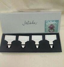 JULISKA BERRY & THREAD Cheese Marker Set of 4